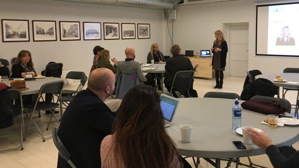 Innovasjon Norge bransjekveld 27. oktober 2016