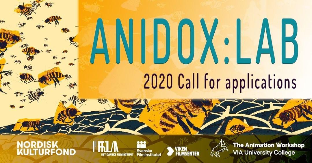 Er du i gang med å utvikle et animert dokumentarprosjekt?  Vi samarbeider med AniDox om årets utviklingsverksted for animerte dokumentarprosjekter. ANIDOX:LAB 2020 har fokus på nordiske  filmskapere og artister som jobber med hybride prosjekter og ny teknologi på tvers av medier.  Søknadsfrist: 20. februar 2020! Les mer om programmet på våre nettsider.