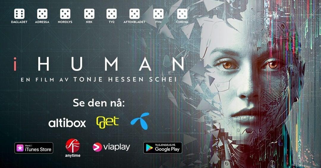 Gå ikke glipp av vårt seminar «Lanseringen av iHUMAN: Når ting ikke går som planlagt» med Vibeke Skistad. Vi strømmer live på facebook i morgen, onsdag kl. 14 👍 Har du ikke sett dokumentaren enda så gjør det i kveld 😀