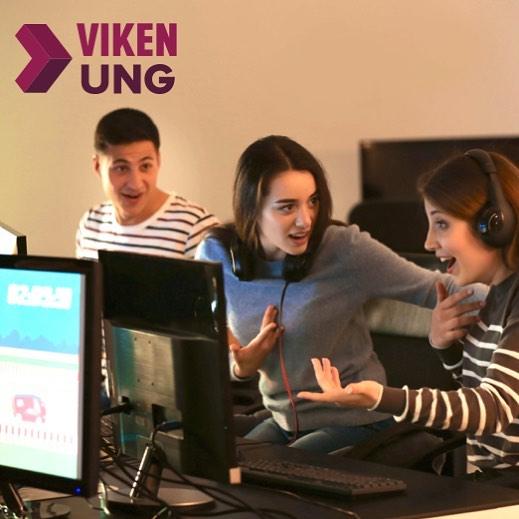 Nytt SPILLSTIPEND FOR UNGE! Nå kan unge spillutviklere mellom 16 – 26 år få både stipend og veiledning fra Viken filmsenter😊 Vi ønsker at unge spillutviklere i regionen skal få samme mulighet til å utvikle spillprosjekter som filmskapere lenge har hatt via Viken UNG-stipendet, og nå er ordningen Viken UNG-spillstipend endelig på plass.  Med oss på laget har vi E6 Østfold Medieverksted og spillutvikler Camilla Wang Kvalheim.  Les mer om ordningen på våre nettsider og ta kontakt om du lurer på noe.  Vi gleder oss veldig til dette!  https://vikenfilmsenter.no/viken-ung-spillstipend/  #vikenfilmsenter #vikenung #spill #spillutvikling #oslo #oslokommune #buskerud #buskerudfylkeskommune #akershus #akershusfylkeskommune #østfold #østfoldfylkeskommune #vestfold #vestfoldfylkeskommune #viken  #vikenfylkeskommune